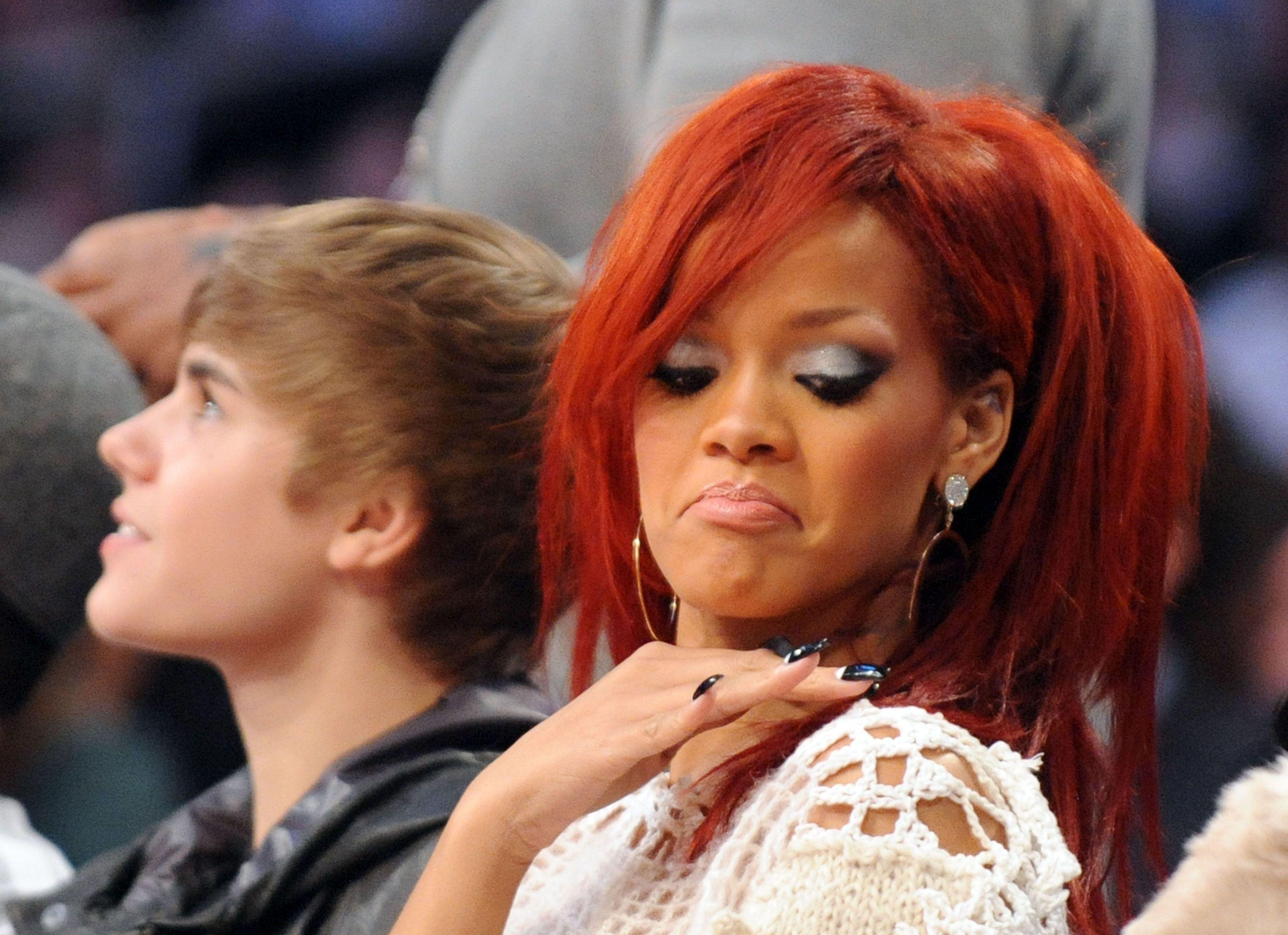 Justin Bieber Posts Epic Instagram of Rihanna Rejecting Him