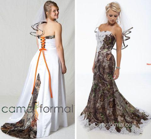 1eab1615c88be image. Camoformal.com. Matching camo bridesmaid dresses ...