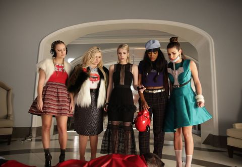 scream queens finale recap review dorkus and the final girls