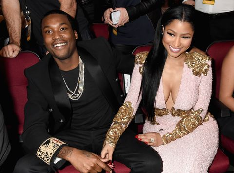 Nicki Minaj Posts Another Pic of a Giant Diamond Ring, So Does THIS One Mean She's Engaged?