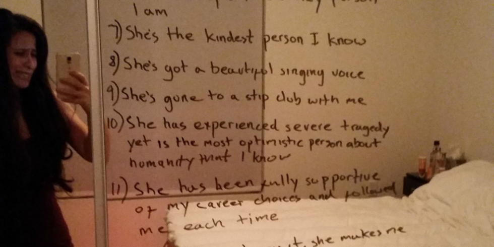 Husband Writes Note On Mirror For Wife Struggling With Depression-2208