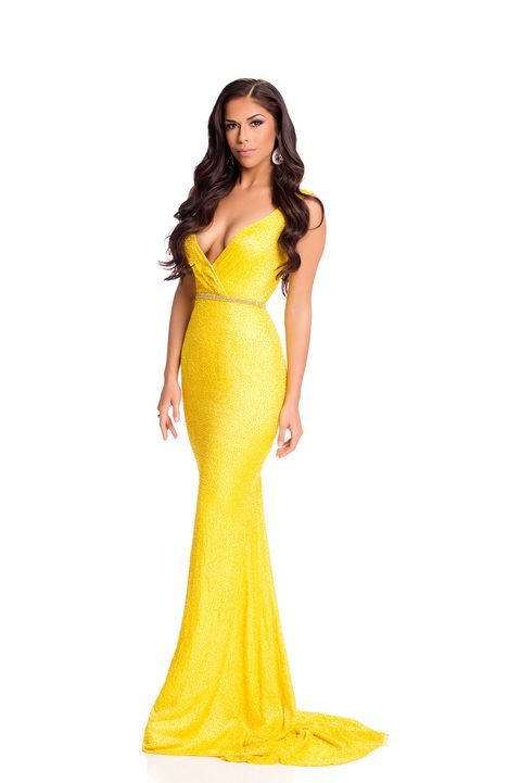 33 Flouncy Frothy Fabulous Miss Universe Pageant Gowns