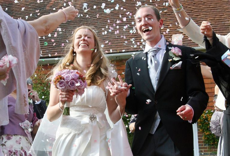 This Company Will Give You $10,000 for Your Wedding, but There's a Crazy Catch