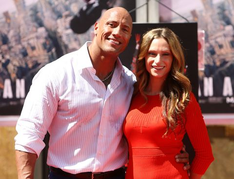 The Rock Shared the First Pic of His Adorable Baby Girl and It Will Give You So Many Feels