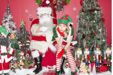 image instagram sad santa miley cyrus just dropped a christmas - Miley Cyrus Christmas