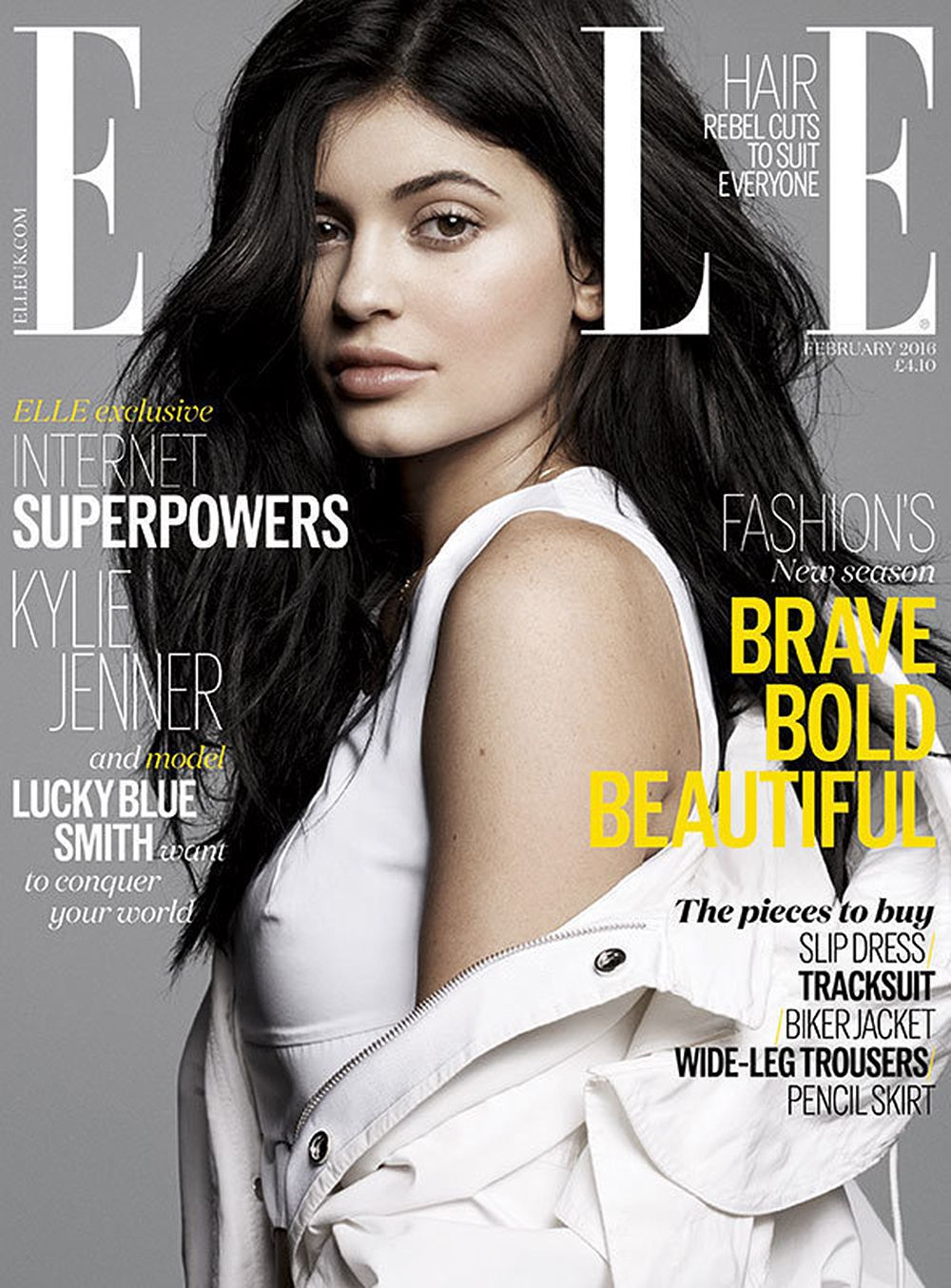 Fresh Faced Kylie Jenner Lands Another Fashion Magazine Cover