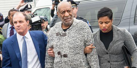 Bill Cosby's Arraignment