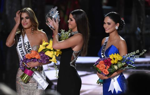 Destiny From Columbia - Miss Colombia Has Been \