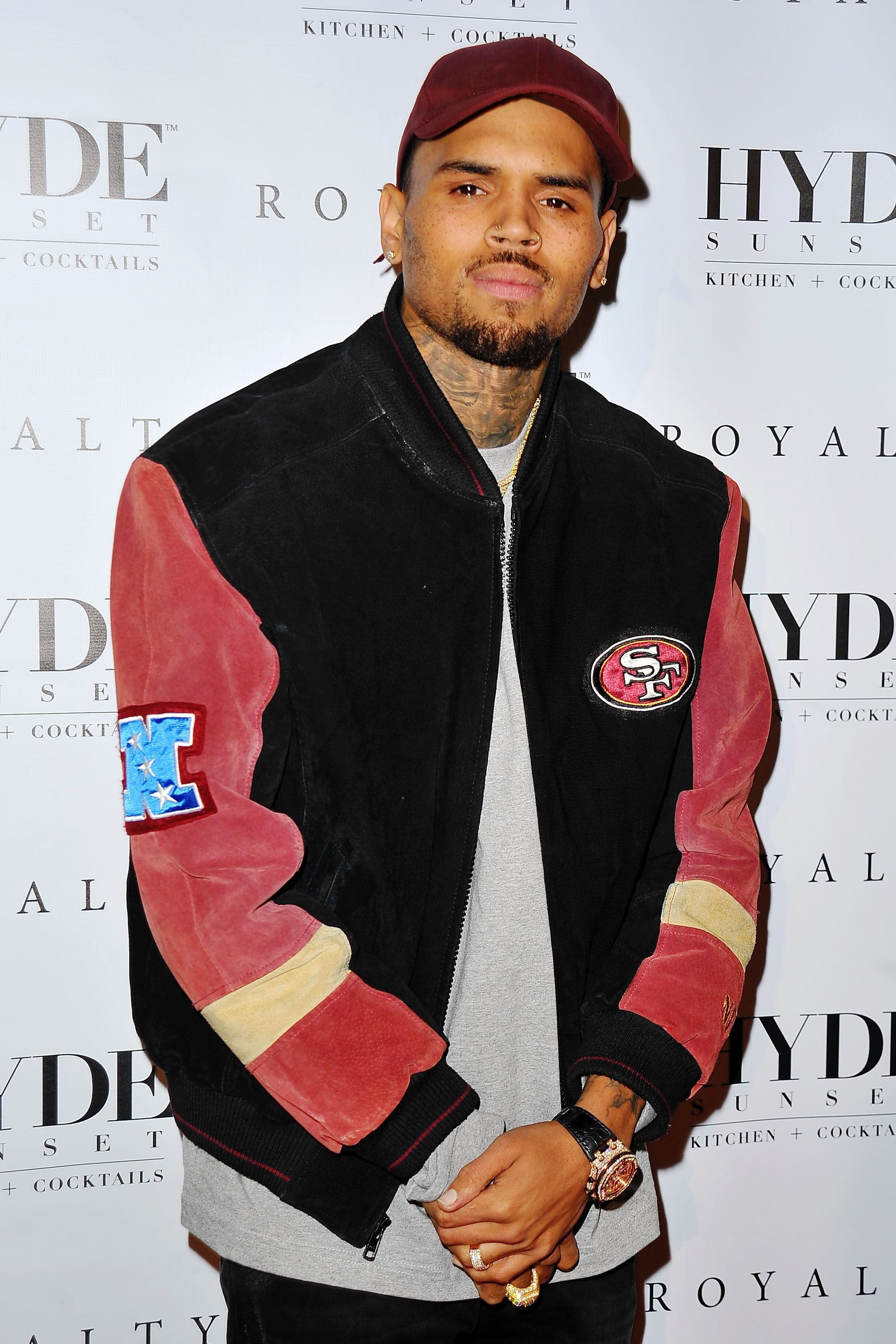 Chris Brown Responds to Las Vegas Assault Allegations