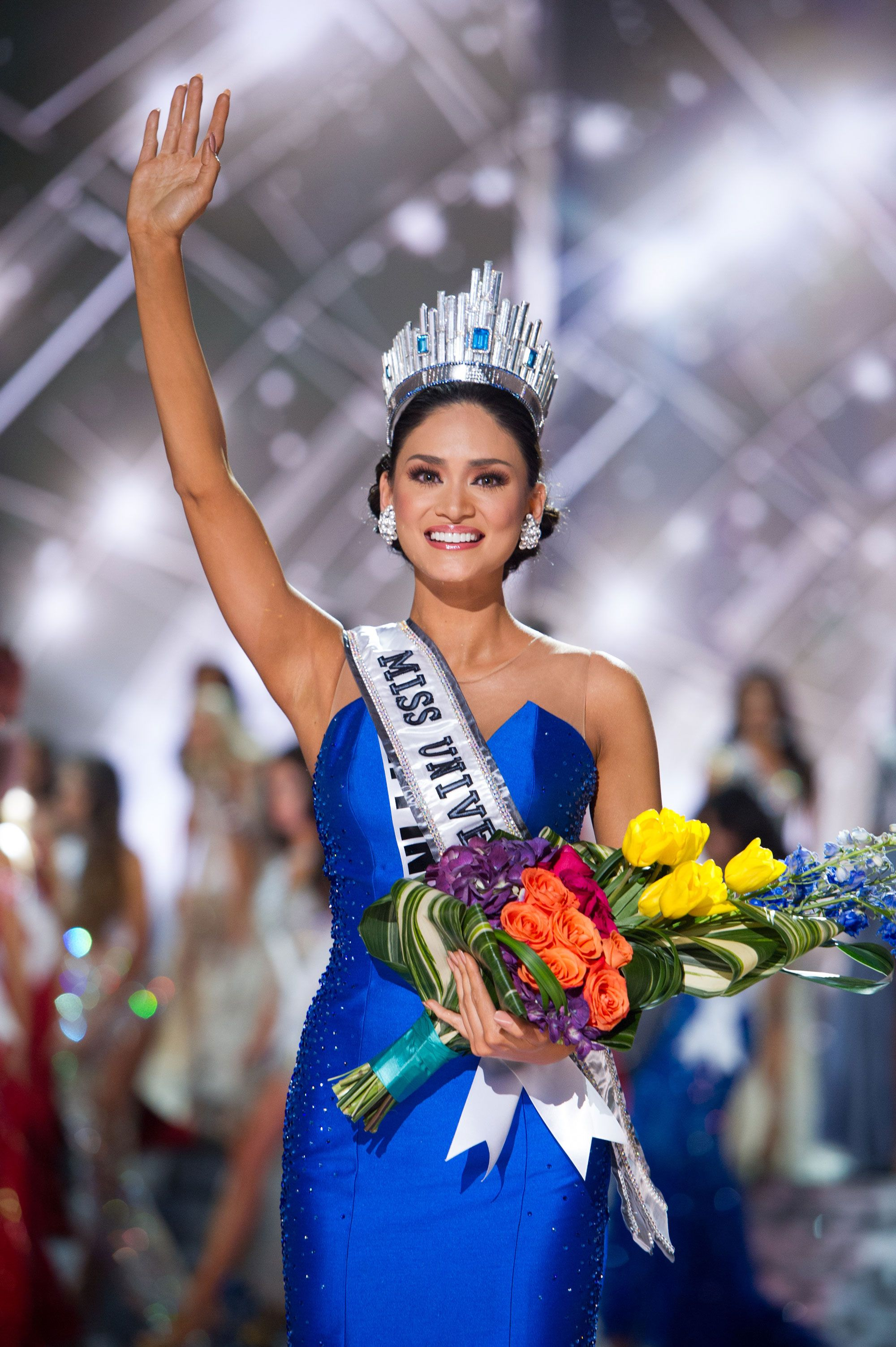 How Pia Alonzo Wurtzbach Became Miss Universe