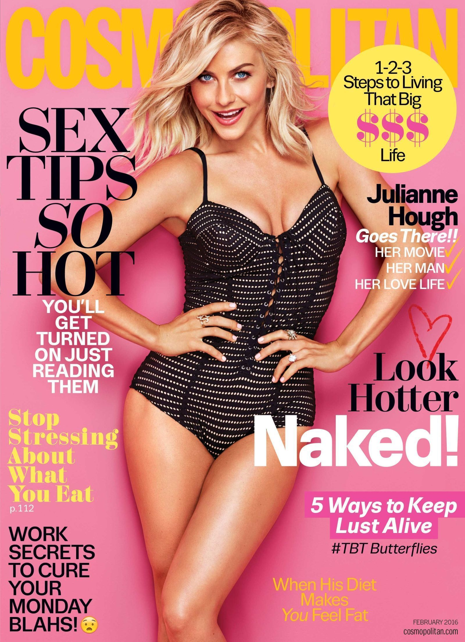 Women magazine sex tips cosmo