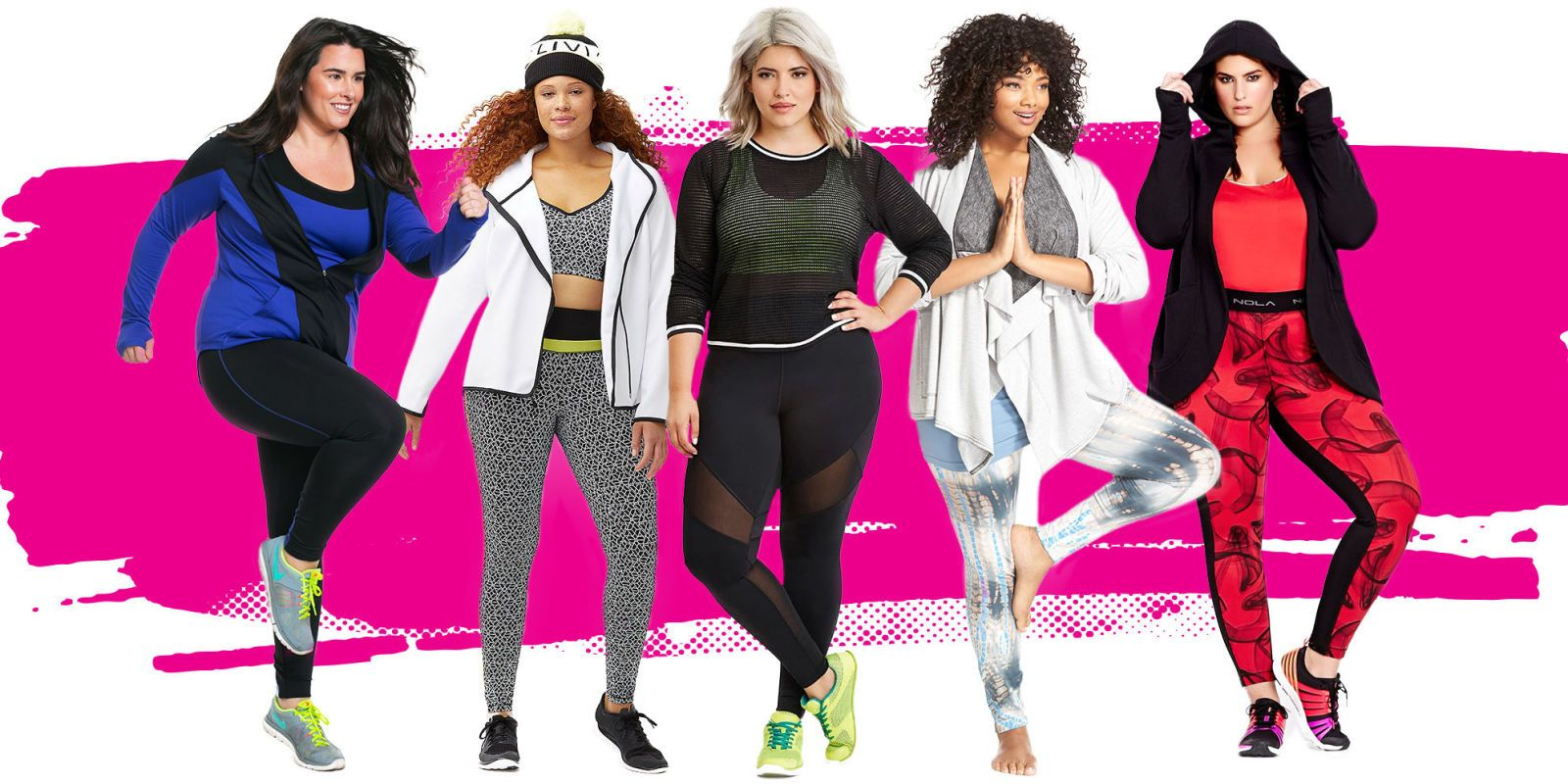 13 Awesome Plus-Size Fitness Brands You Need to Know About