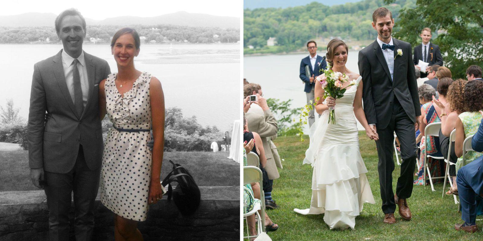 I Wore White to My Friend's Wedding