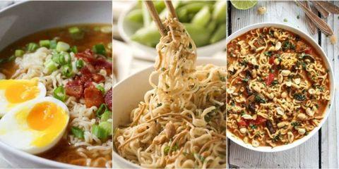 15 Recipes That Upgrade Ramen Noodles