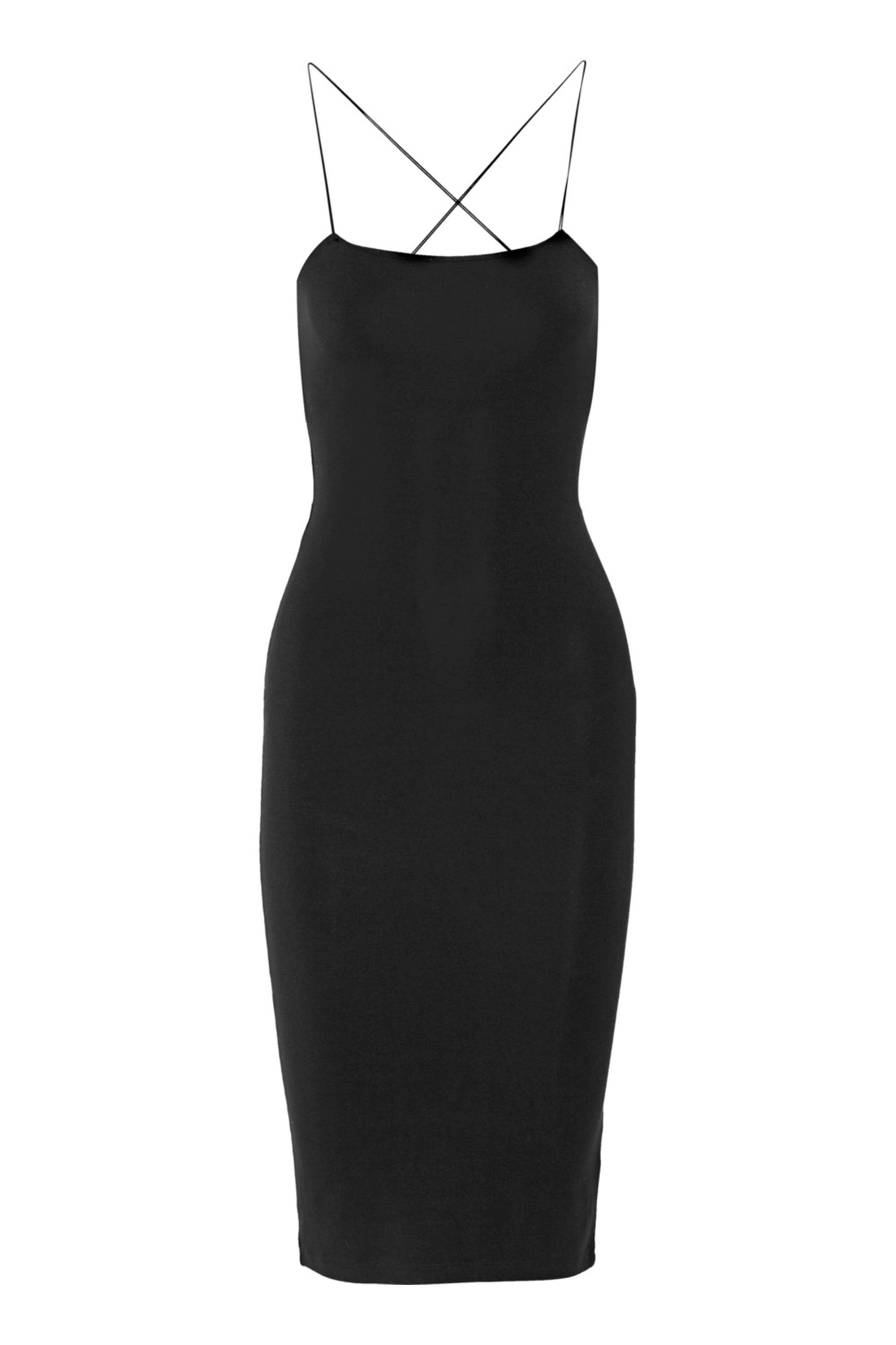 <p>Remember the sexy LBD you retired a few months ago? Pull it out, give it your apologies, and then boldly wear it, even when it's sleeting and snowing outside. </p>