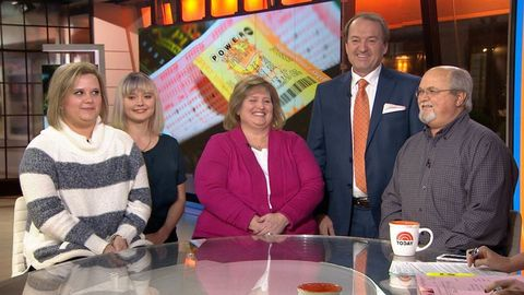 [UPDATED] This Tennessee Family Claims to Have Won Part of the $1.6 Billion Powerball