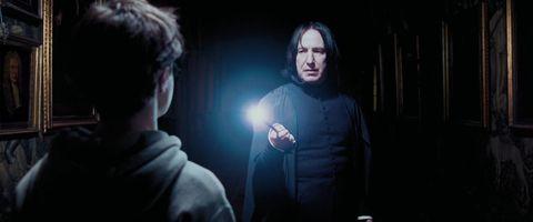 J.K. Rowling Finally Reveals the Secret Clue She Gave Alan Rickman About Professor Snape