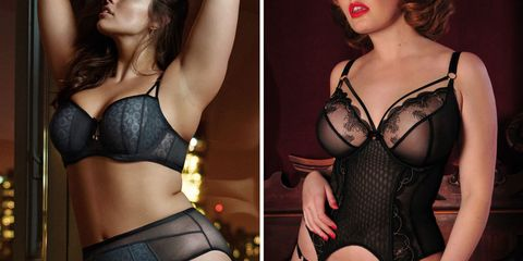 25 Sexy Valentine's Day Lingerie Looks for Women With Big Busts
