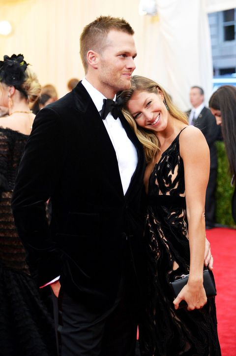 tom and gisele diet