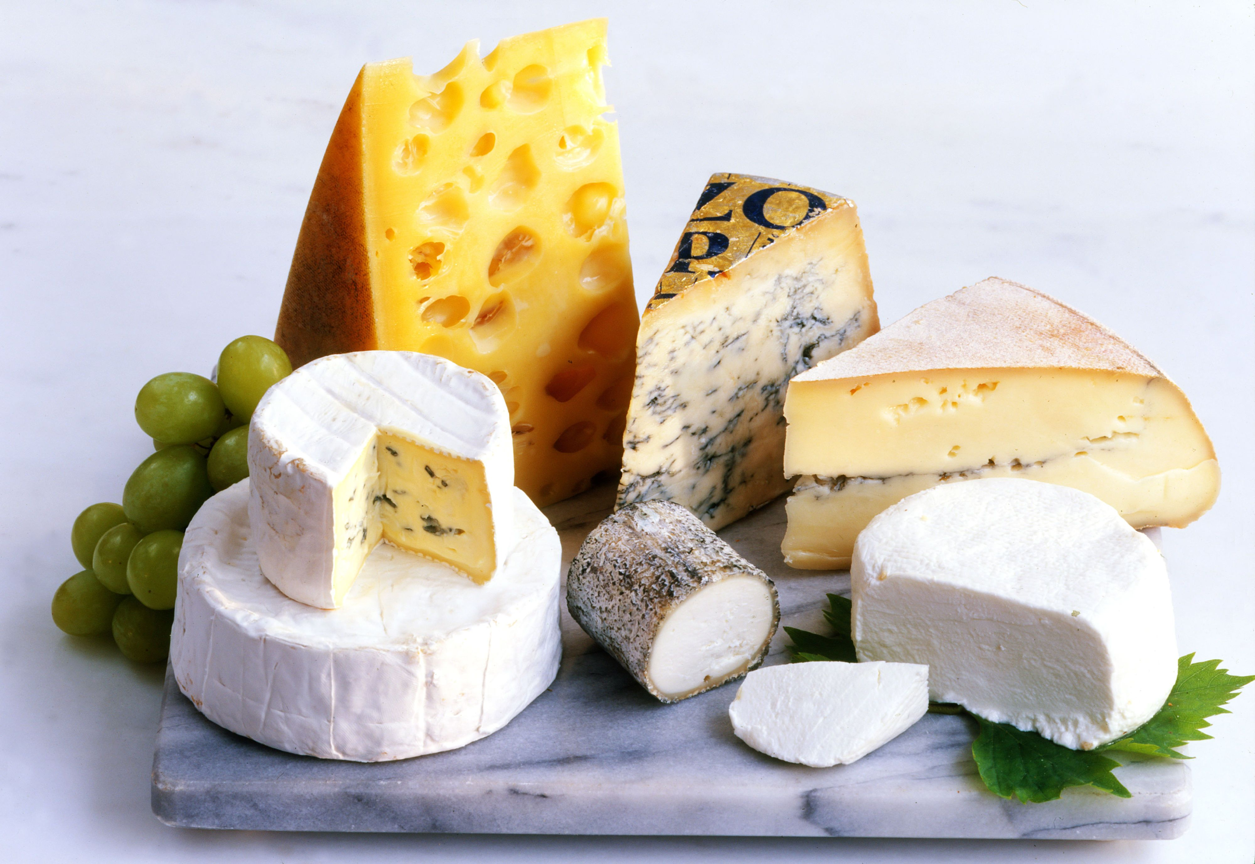 A New Study Says Cheese Can Help Kill Cancer Cells