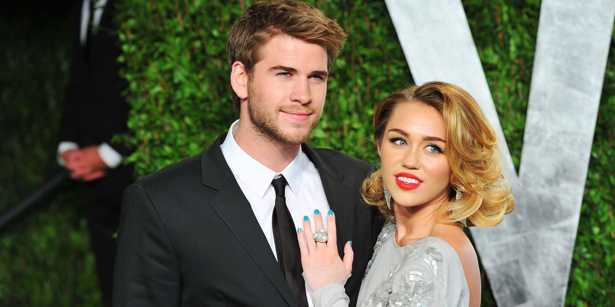 Image result for miley cyrus and liam hemsworth