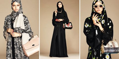 What 5 Muslim Women Think About Dolce & Gabbana's New Hijab Line