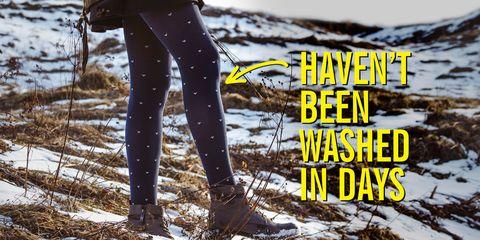Winter, Snow, Active pants, Tights, Leggings, Freezing, sweatpant,