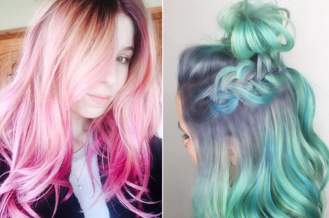 Color-Melting Is the New Technique that will Revolutionize Your Dye Job