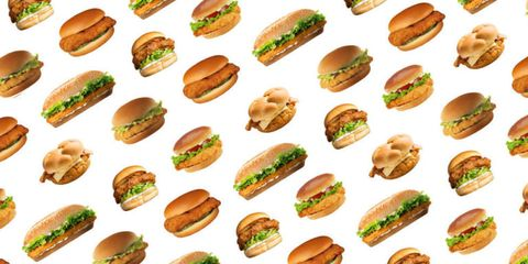 The Most Popular Fast Food Fried Chicken Sandwiches, Ranked