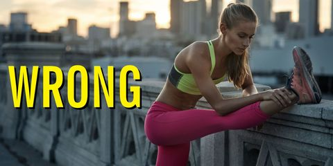 17 Ways You're Stretching Wrong