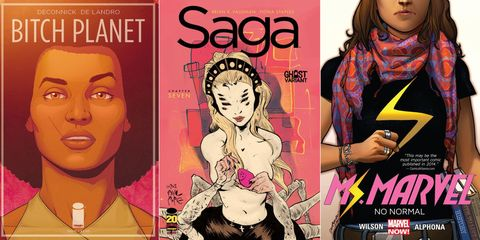 14 Graphic Novels and Comics Every Twentysomething Woman Should Read