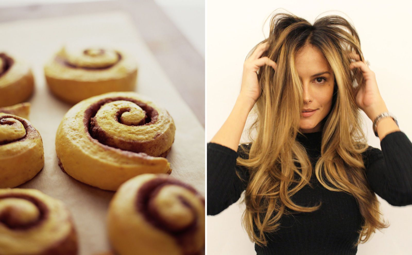 Cinnamon Swirl Is the New Hair Color Technique You Need to Know