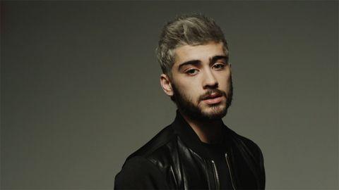 Ear, Cheek, Hairstyle, Facial hair, Chin, Forehead, Jacket, Eyebrow, Collar, Jaw,