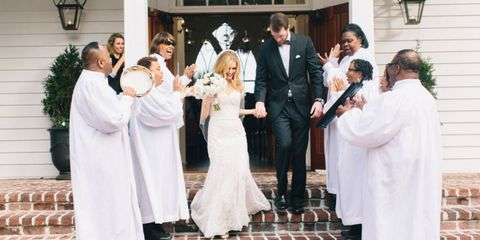 11 Insanely Cool Personalized Details You've Never Seen at a Wedding Before