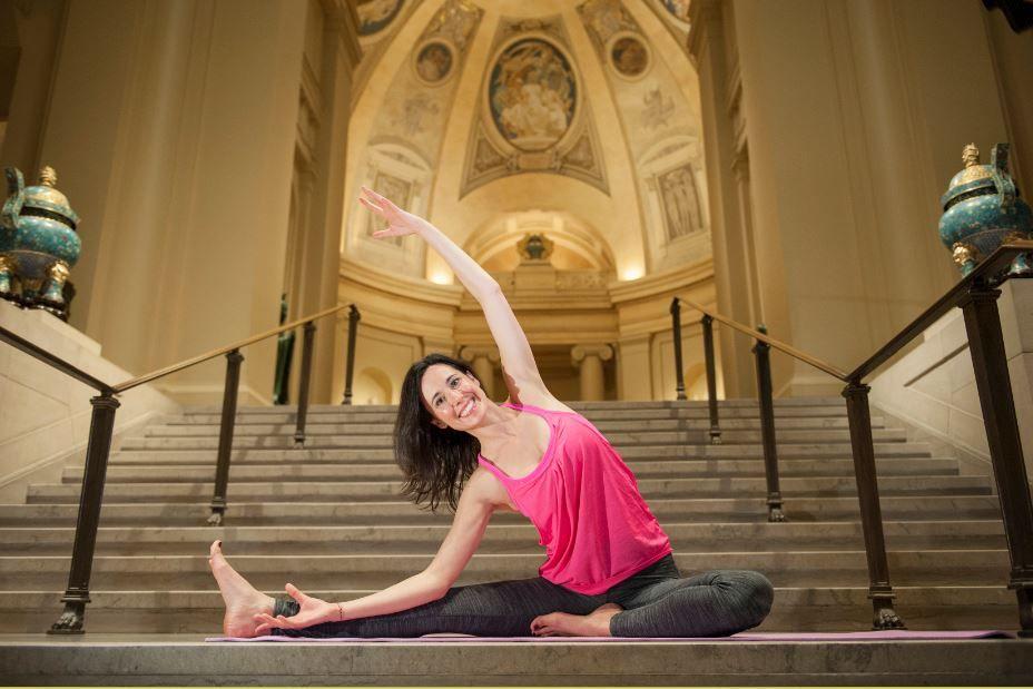 I Quit My 6-Figure Career to Teach Yoga