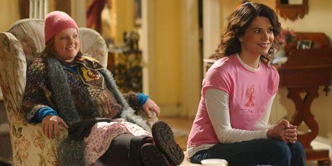 Melissa McCarthy in Gilmore Girls