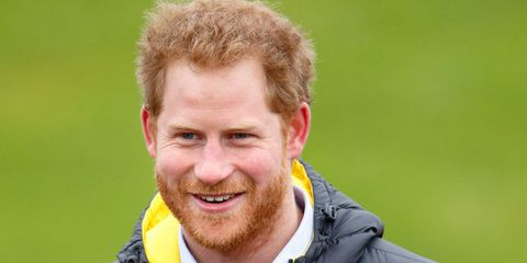 Prince Harry Had a New Year's Hookup With an Aspiring Actress