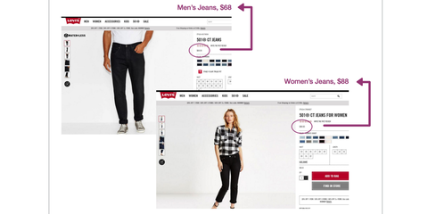 Target Changes Prices After Being Called Out For Charging Women More