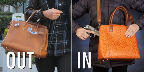 f8e5875332f7 Concealed Carry Purses Are the New Hermès Birkins