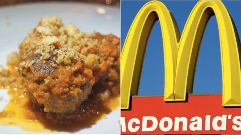 Fancy Food Writers Tricked Into Eating 5-Course McDonald's Meal