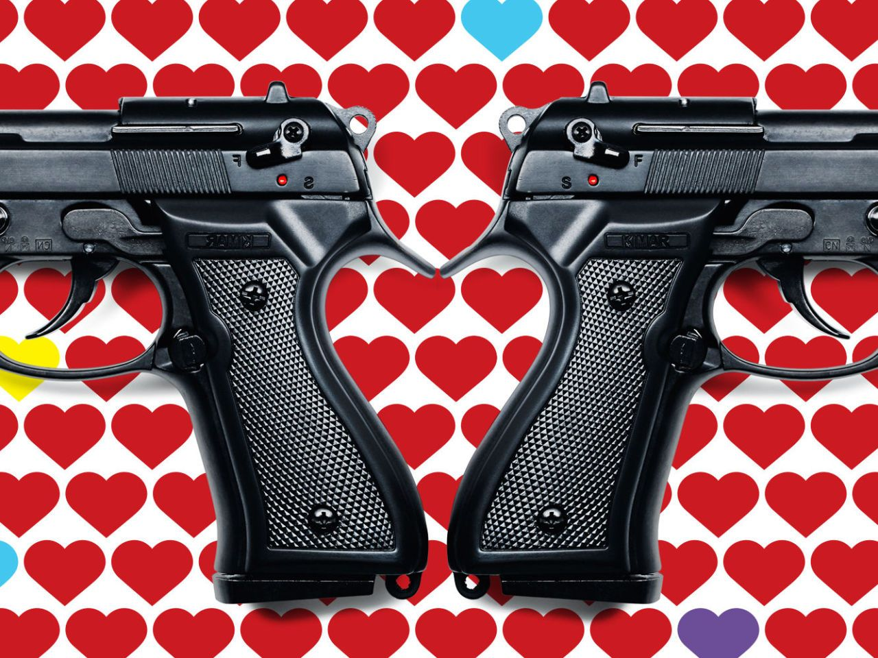 Dating pistol