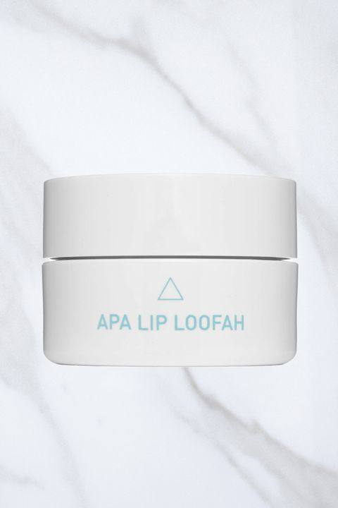 "<p>When the chances of a makeout sesh are high, soft lips are a must. Slough away any rough spots with a gentle exfoliator like <a href=""http://apabeauty.com/apa-lip-loofah.html"" target=""_blank"">Dr. Apa Lip Loofah</a>, $18, for a smooth, kissable pout. </p>"