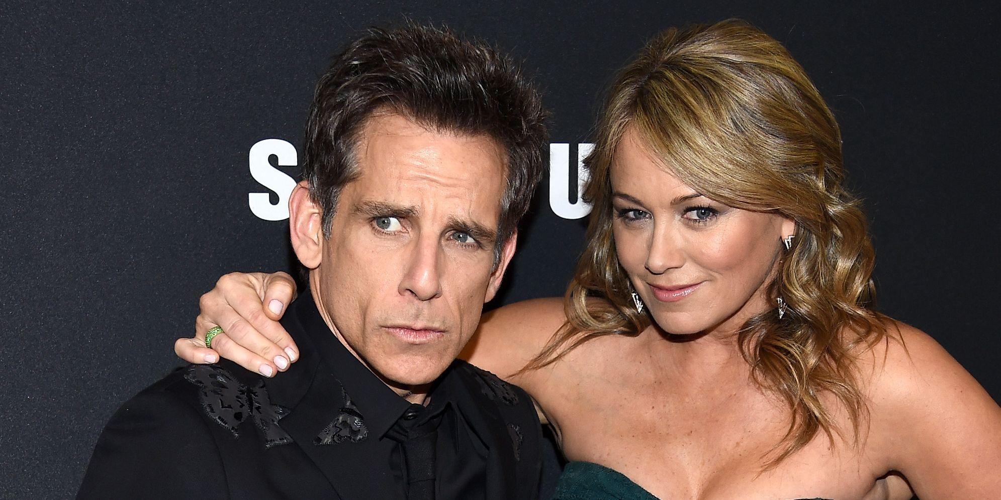 Because 2017 Is Garbage, Ben Stiller and Christine Taylor Announce Split