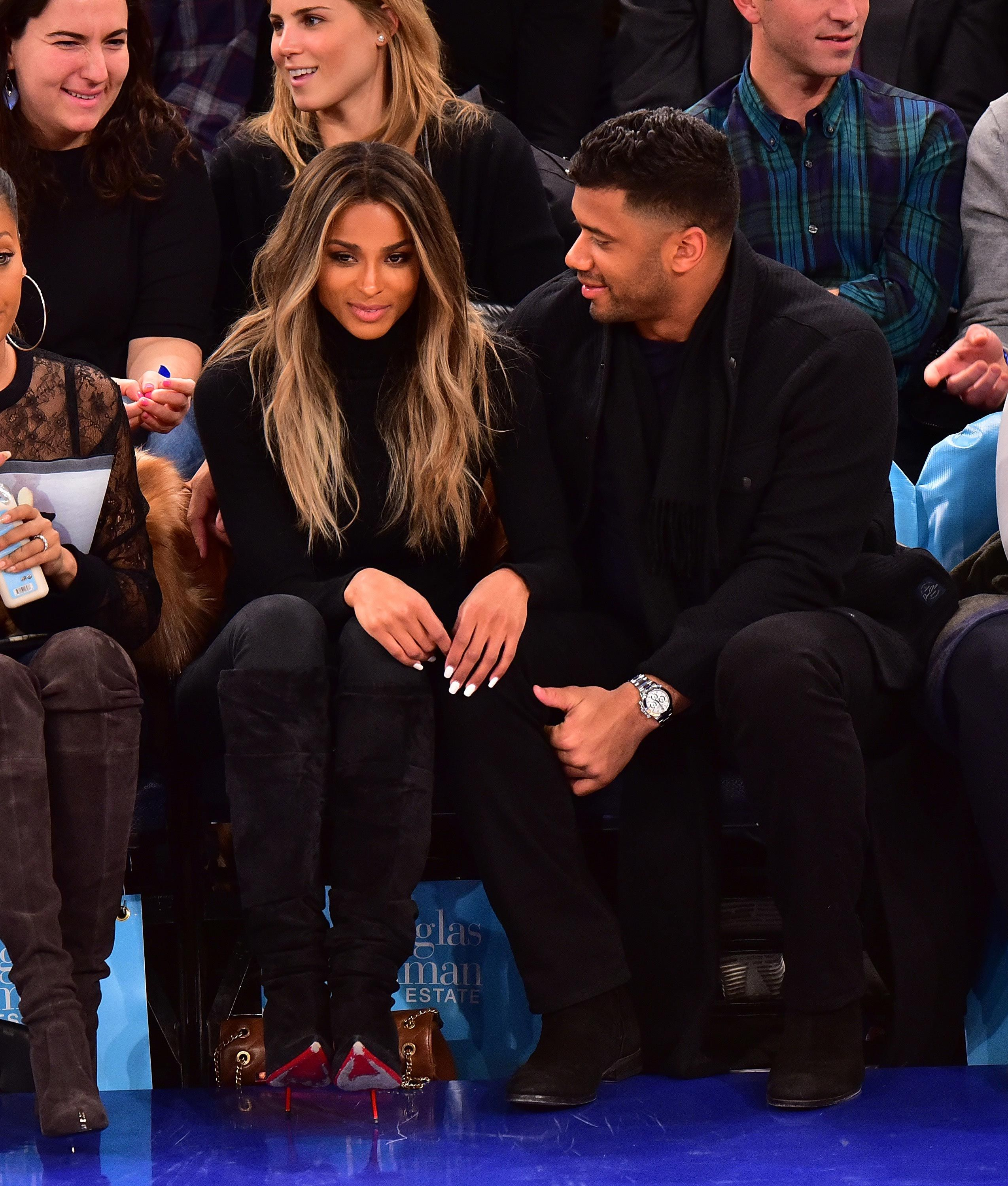 Ciara Is Struggling To Stay Abstinent With Russell Wilson