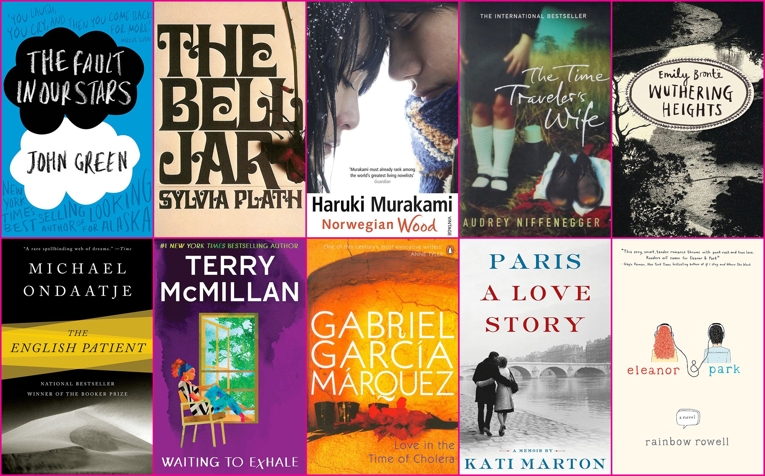 17 Books to Read on Valentine's Day, Before, After or Instead of a Hot Date