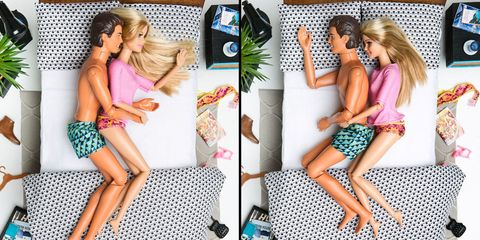 What Your Sleep Position Says About Your Relationship