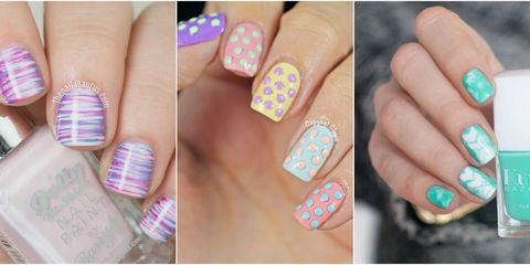 17 Adorable Nail Art Ideas to Get You Excited for Spring