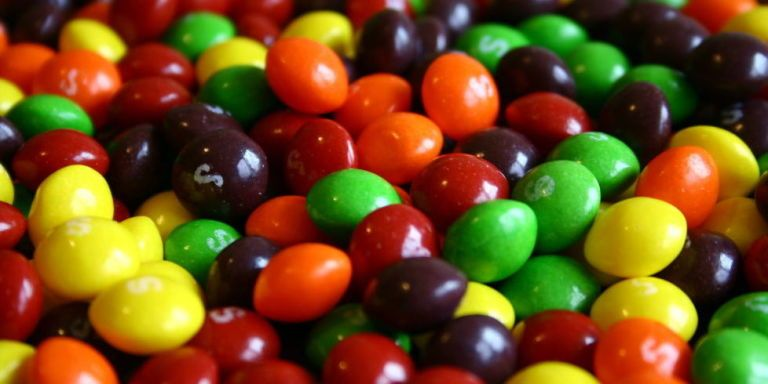 Skittles and M&Ms; May Never Look the Same Again