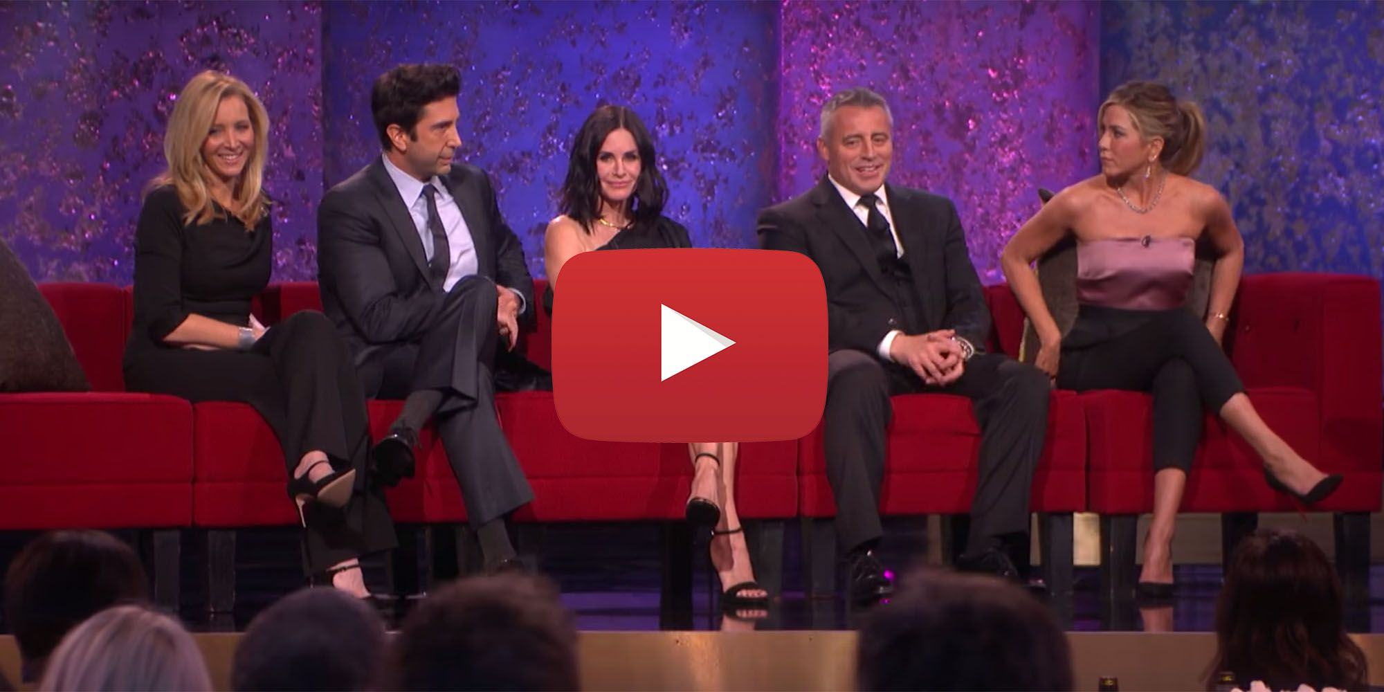 Friends Reunion Special - Watch Preview Clips From NBC Special