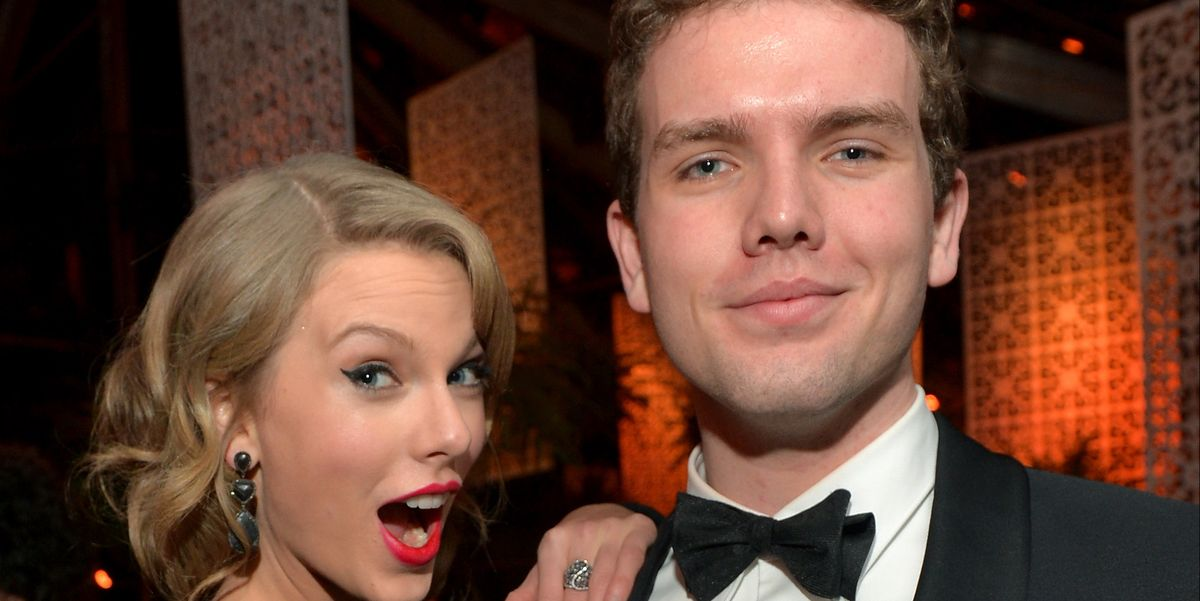 Who Is Austin Swift Fun Facts About Taylor Swifts Brother Austin
